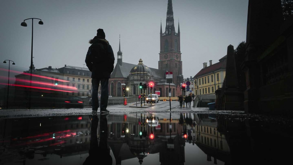 Cory in Stockholm, 2019. PC: Tyler Scheviak